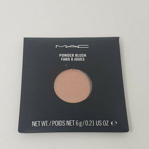 New MAC Authentic Powder Blush Pro Palette Refill